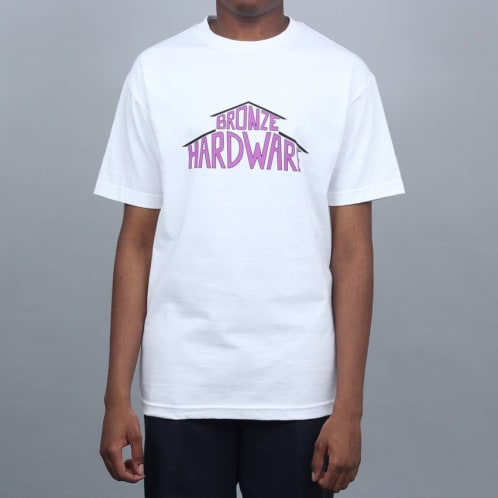 Bronze House T-Shirt White