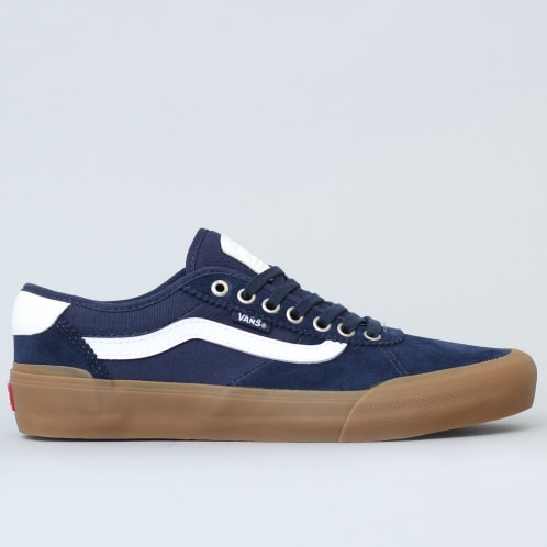 Vans Chima Pro 2 Shoes Navy / Gum / White