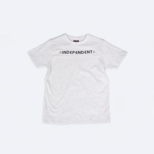 Independent Truck Co Youth T-Shirt Athletic Heather