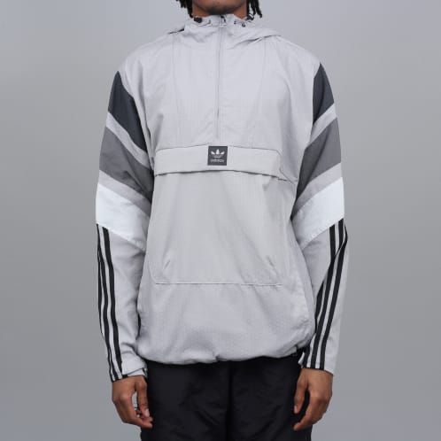 adidas 3ST Track Jacket Light Granite / DGH Solid Grey / Grey 5 / Clear Onix