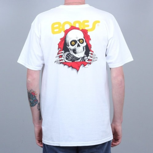 Powell Peralta Ripper T-Shirt White