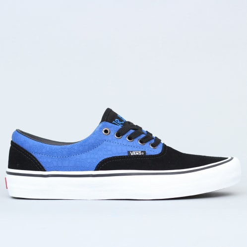Vans Era Pro Shoes (Rowan Zorilla) Black / Blue Croc