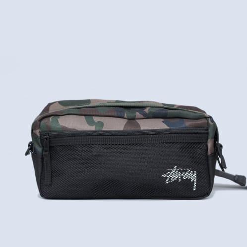 Stussy Stock Side Bag Camo