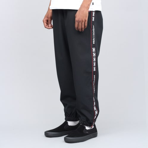DC Astrak Tracksuit Pants Black