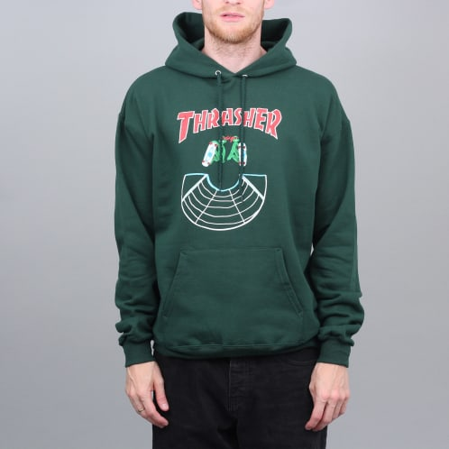 Thrasher Doubles Hood Forest