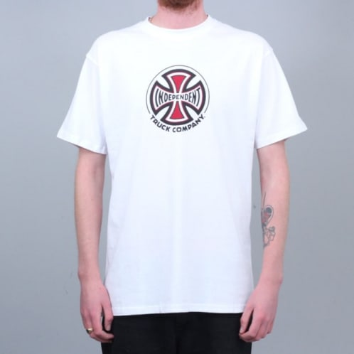 Independent Truck Co T-Shirt White