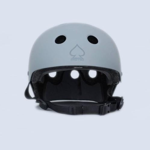 Pro-Tec Classic Certified Helmet Matte Grey