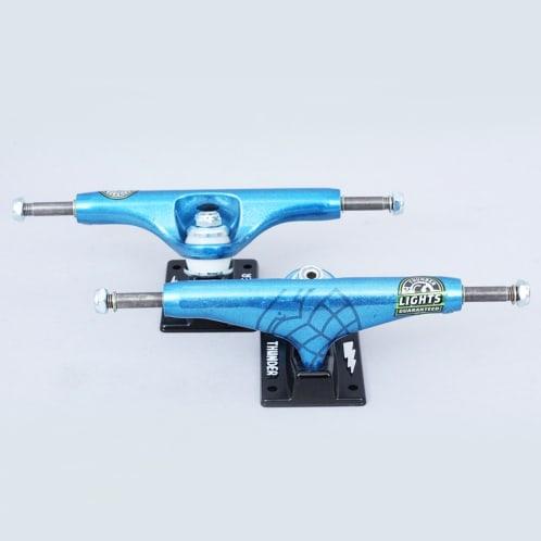 Thunder 149 Elektra Strike Light Trucks Blue / Black (Pair)