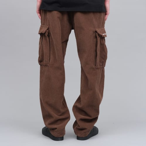 Pop Trading DRS Cargo Pants Brown