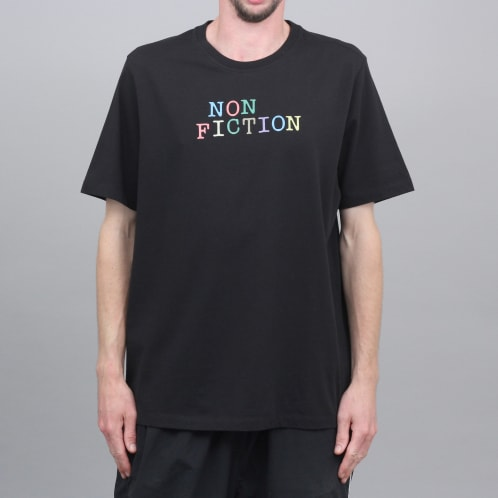 Pop Trading Non T-Shirt Black