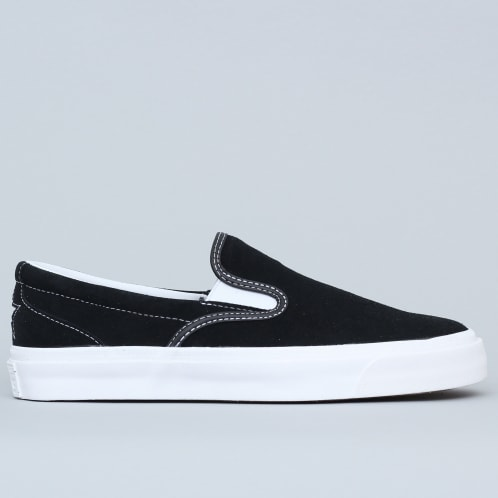 Converse One Star CC Slip Shoes Black / White / White