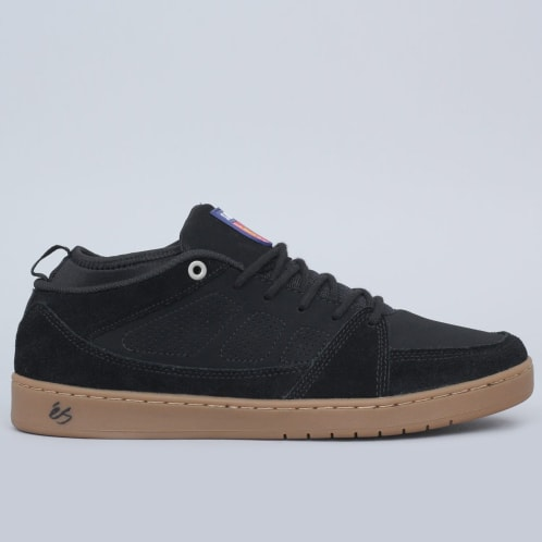 eS SLB Mid Shoes Black / Gum