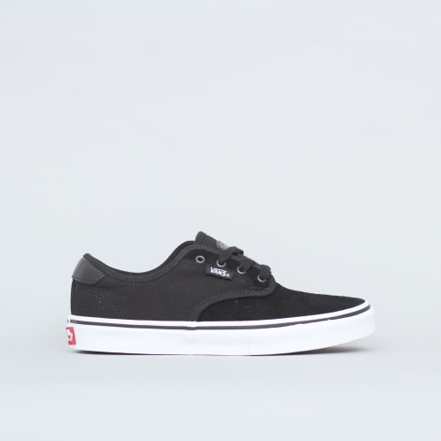 Vans Youth Chima Ferguson Pro Shoes Black / True White