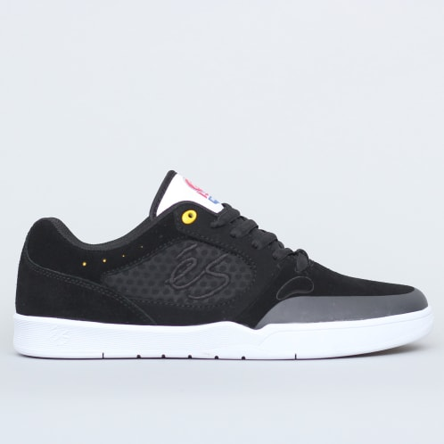 eS Swift 1.5 Shoes Black / Yellow