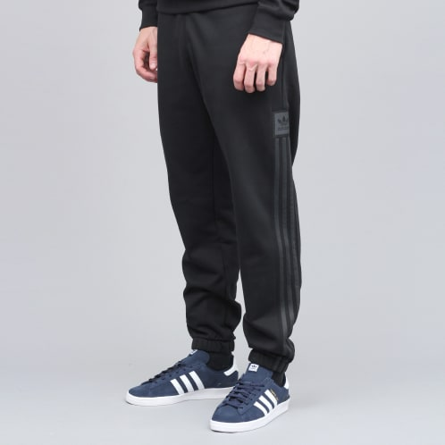 adidas Tech Sweat Pants Black / Carbon