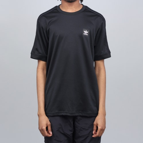 adidas Club Jersey T-Shirt Black / Black