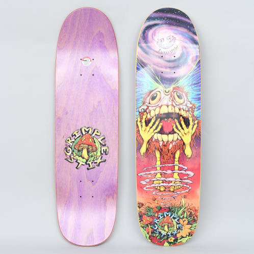 Anti Hero X Grimple Stix 8.6 Evan Smith After Skateboard Deck