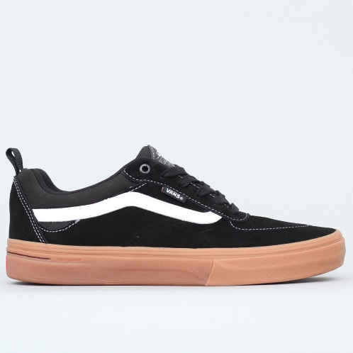 Vans Kyle Walker Pro Shoes Black / Gum