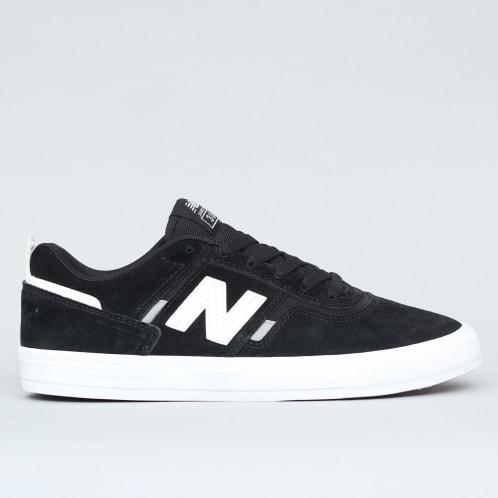 New Balance Numeric 306 Shoes Black / White