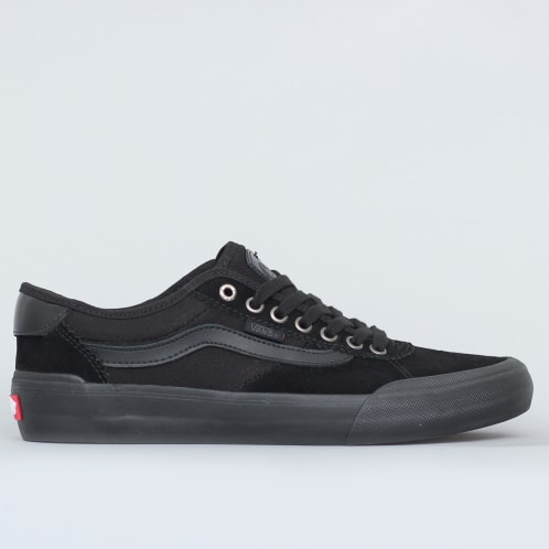 Vans Chima Pro 2 Shoes (Suede) Blackout