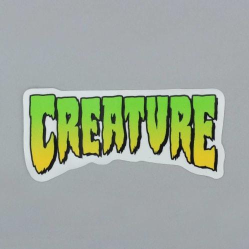Creature Logo Sticker
