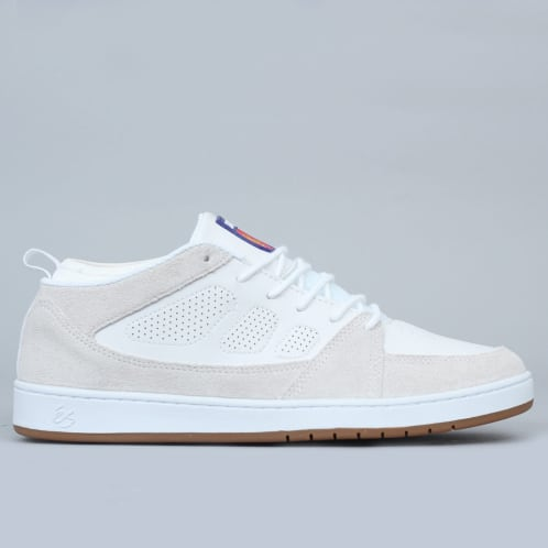 eS SLB Mid Shoes White