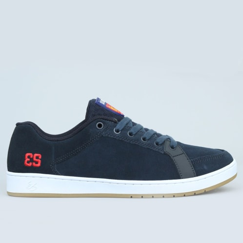eS Sal Shoes Navy / White / Gum
