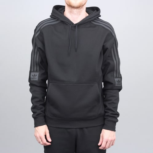 adidas Tech Hood Black / Carbon