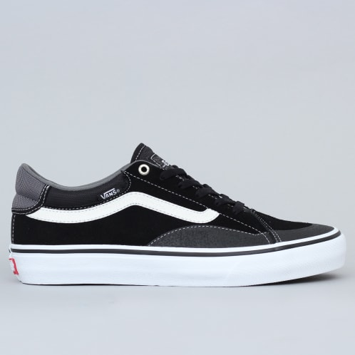 Vans TNT Advanced Prototype Pro Shoes Black / White