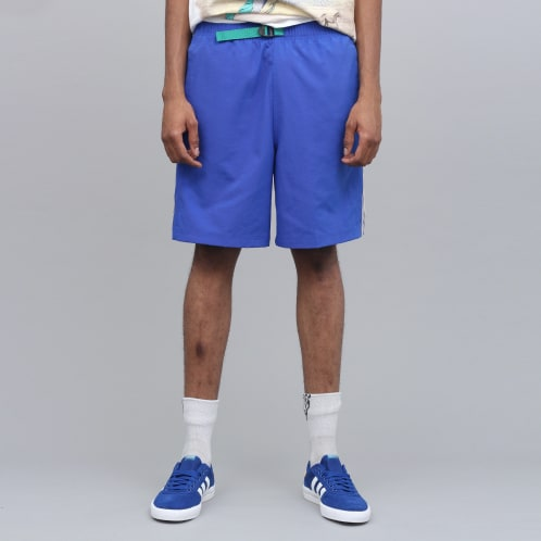 adidas X Alltimers Shorts Bold Blue / Sub Green