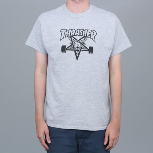 Thrasher Skategoat T-Shirt Grey