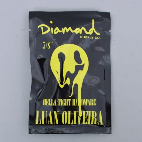 Diamond Luan Pro 7/8 Bolts Black / Yellow