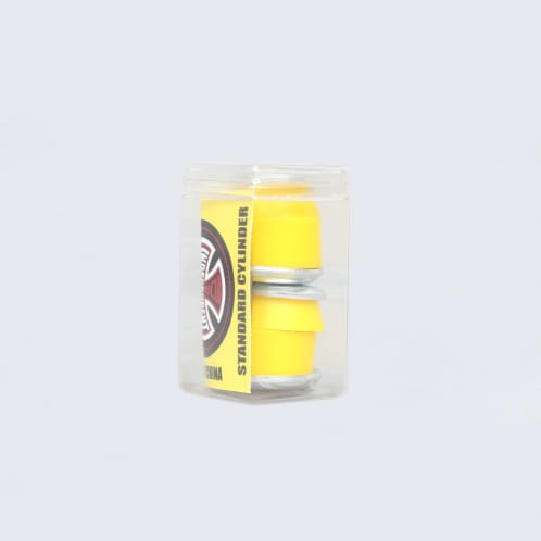 Independent Standard Cylinder Bushings Super Hard 96a Yellow