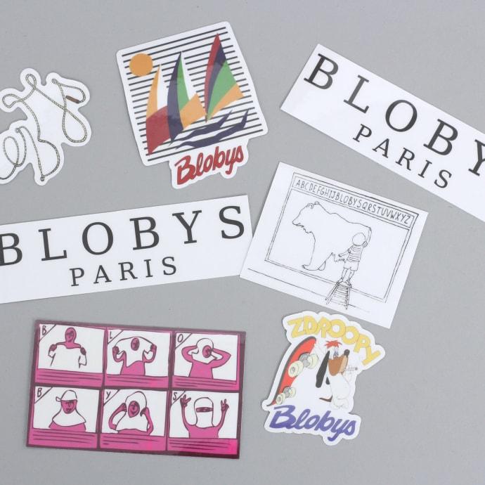 Blobys Sticker Pack
