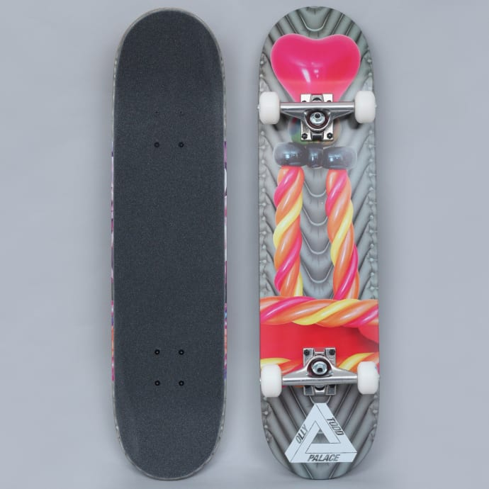 Palace 7.75 Todd Complete Skateboard