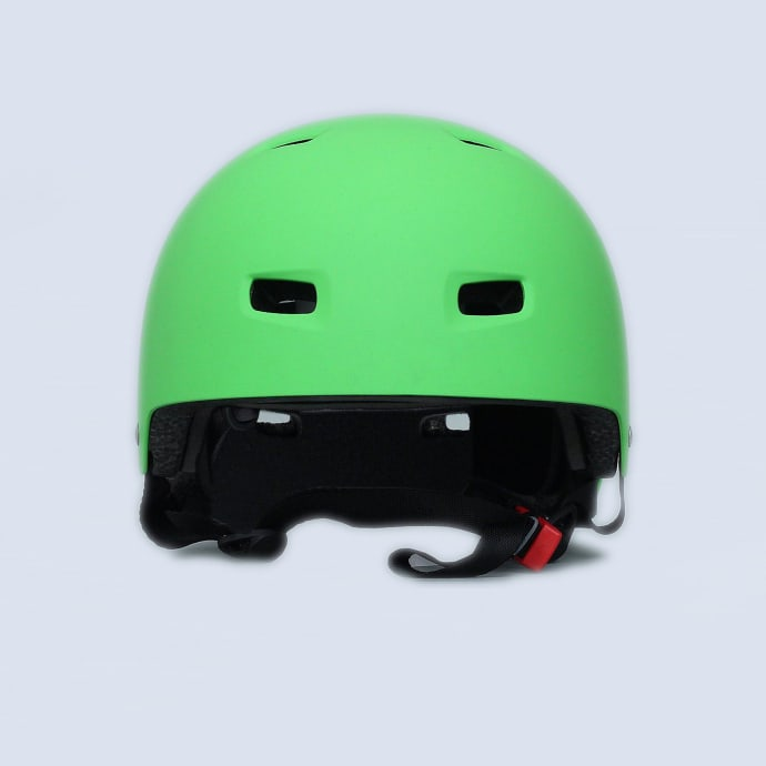 Bullet T35 Youth Helmet Matt Green