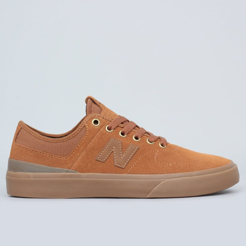 Shop New Balance NM379 Shoes Brown Gum Jake Hayes | Parade