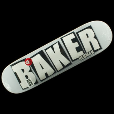 Baker Skateboards - BH Brand Name Deck