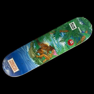 Baker Skateboards - Theotis Jungle Deck