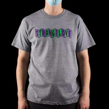 Strangelove Skateboards - Cinelogo Goblin T-Shirt