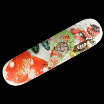Numbers Skateboards - Teixeira Deck EDITION 6 [Series 2]