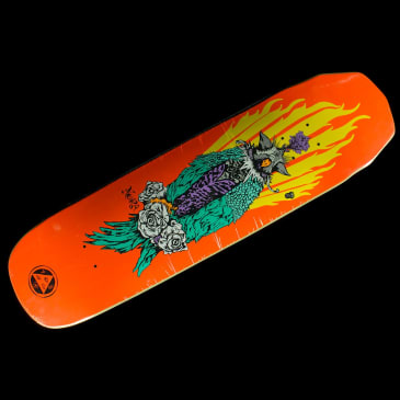Welcome Skateboards - Nora Peregrine On Wicked Princess Deck