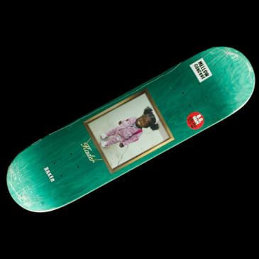 Baker Skateboards - Kader Terrible Twos Deck