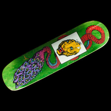 Welcome Skateboards - Glam Dragon On Bunyip Mid Deck
