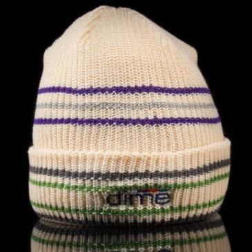 Dime MTL - Striped Beanie