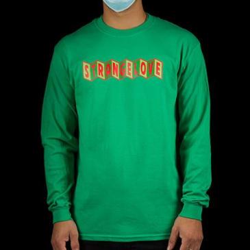 Strangelove Skateboards - Cinelogo Longsleeve T-Shirt