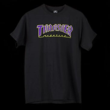 Thrasher - Outlined T-Shirt