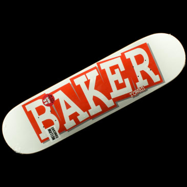Baker Skateboards - RZ Ribbon Name Deck