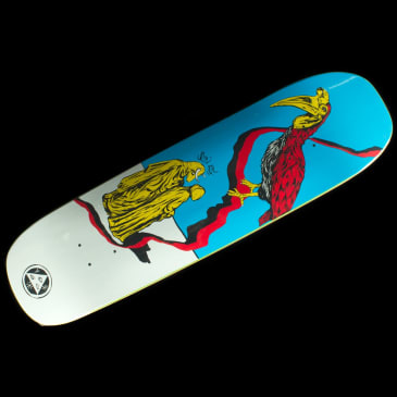 Welcome Skateboards - Inferno On Stonecipher Deck