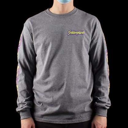Strangelove Skateboards - Ghoul L/S T-Shirt